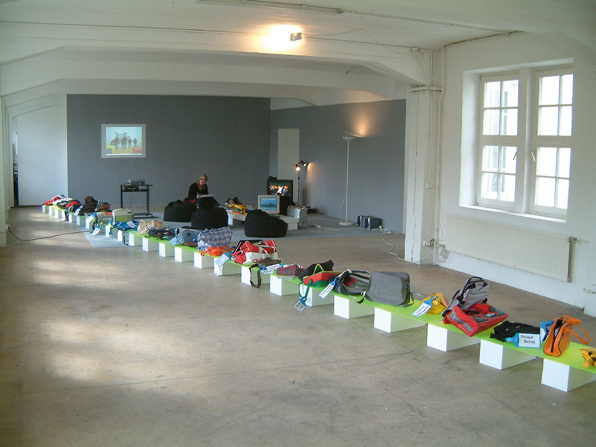 Curating Degree Zero Archive in Bremen, Germany