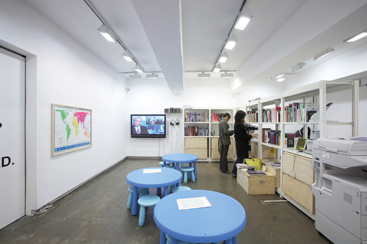 Curating Degree Zero Archive in Korea